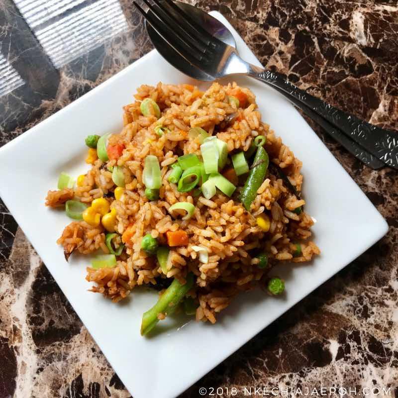 The Ultimate Nigerian Fancy Smoky Jollof Rice Recipe