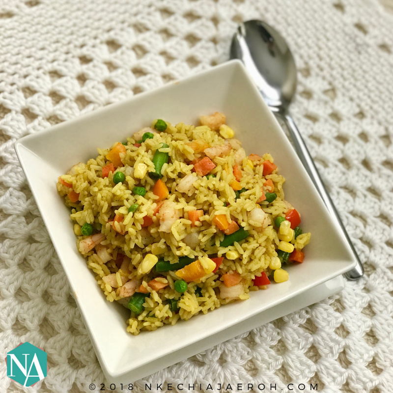 How To Make Quick and Easy One Pot Fried Rice
