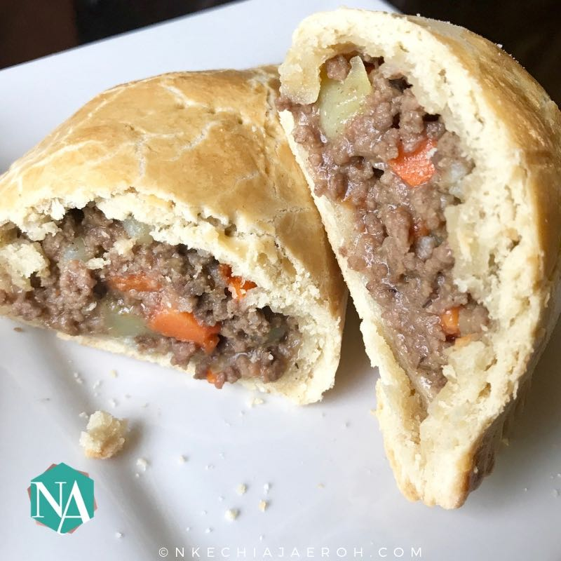 How To Make Classic Nigerian Meat Pie