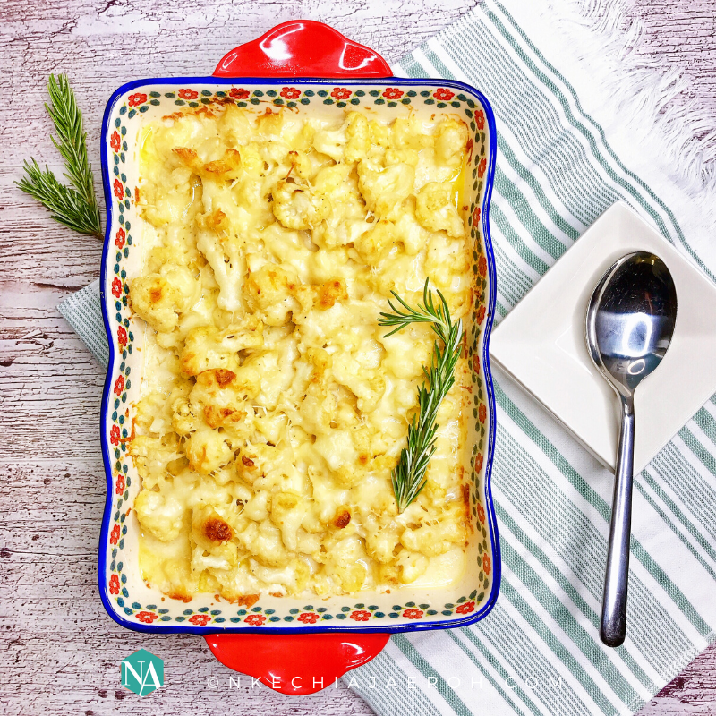 How to Make Classic Cauliflower Mac and Cheese