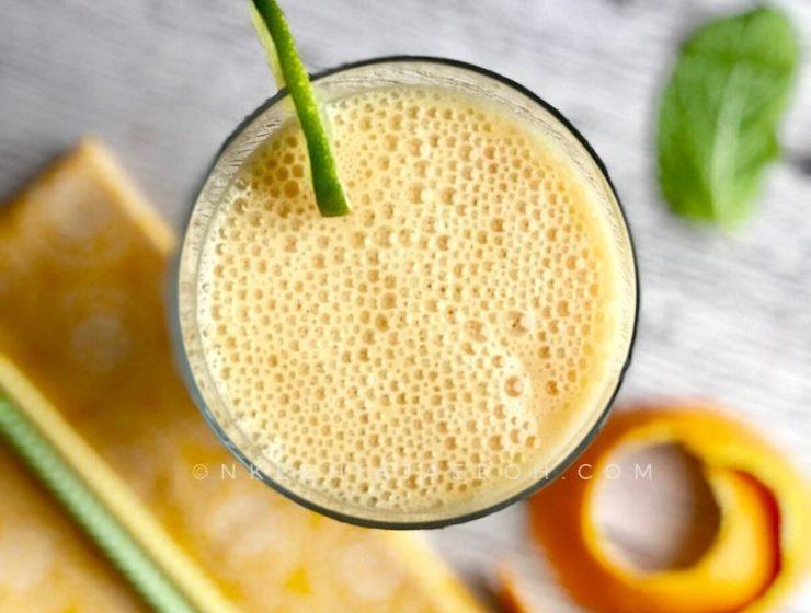 Ultimate Citrus Smoothie Recipe