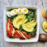 Nkechi Ajaeroh's Quick and easy spring mix salad Recipe with citrus dressing