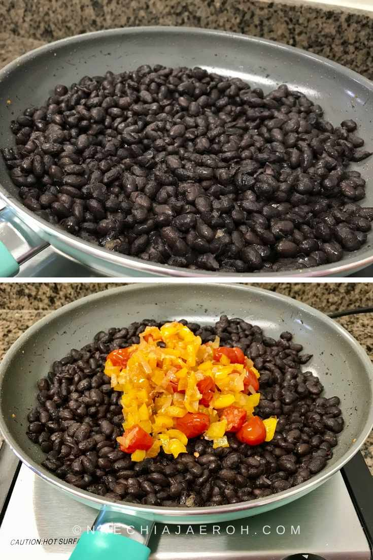Healthy and nutritious deconstructed taco bowl recipe