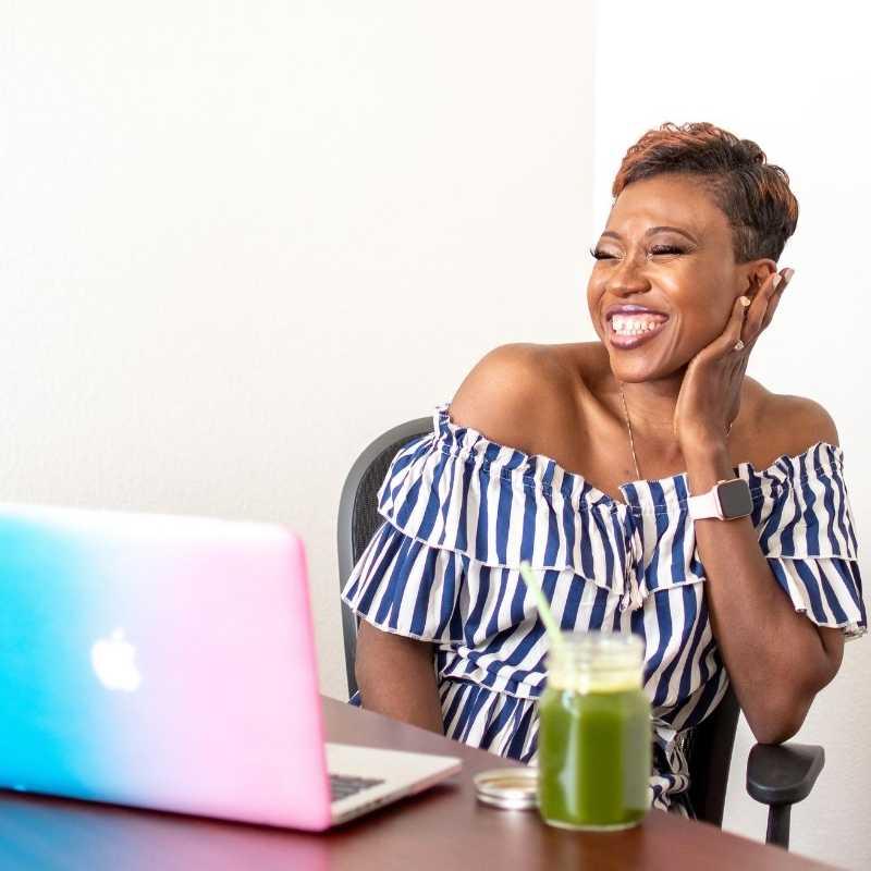 Nkechi Ajaeroh Healthy Living and Healthy Recipe Blog