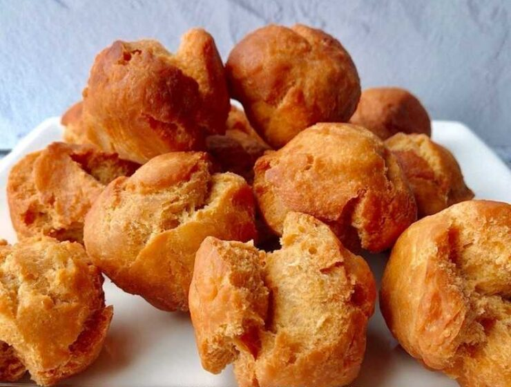 How to make Nigerian Buns also known as Nigerian Buns snack.