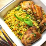 Healthier and Easier Nigerian Fried Rice Recipe Nigerian fried rice is one of the best exports out of Africa. It is perfectly okay to call this recipe West African fried rice because we generally cook fried the same way across West Africa – Nigeria, Ghana, Cameroon, Togo, Cotonou.