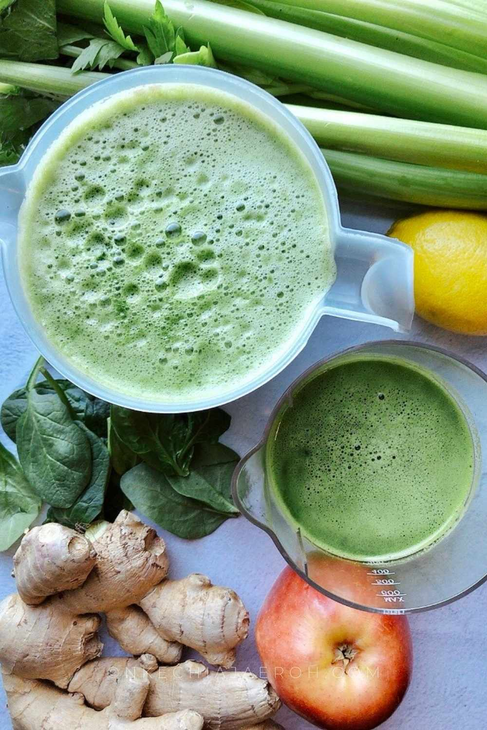 A celery juice cleanse is a natural detox that can help you maintain your digestive health, blood pressure, blood sugar, flush out fats in the liver, improve your bone health, and help maintain your overall health