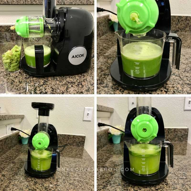 I have a small masticating juicer, and it requires I cut all my vegetables small, and that's ok; it only means that I need a little bit of time and patient.