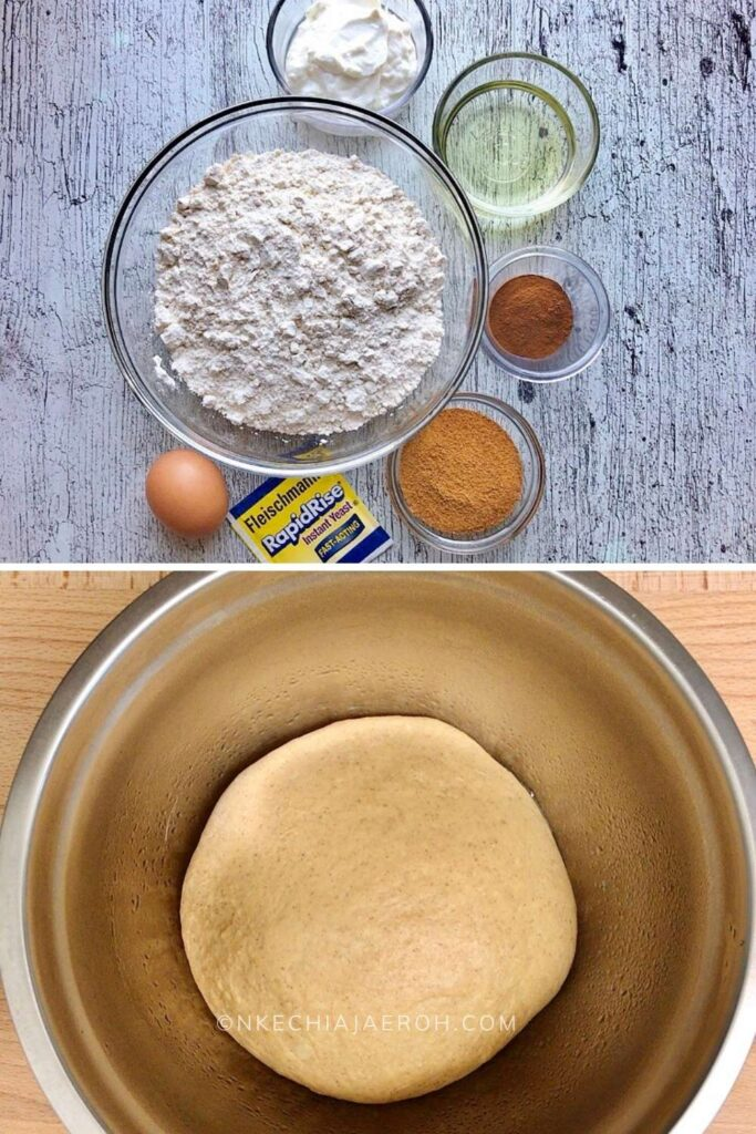 How to make dough in the food processor