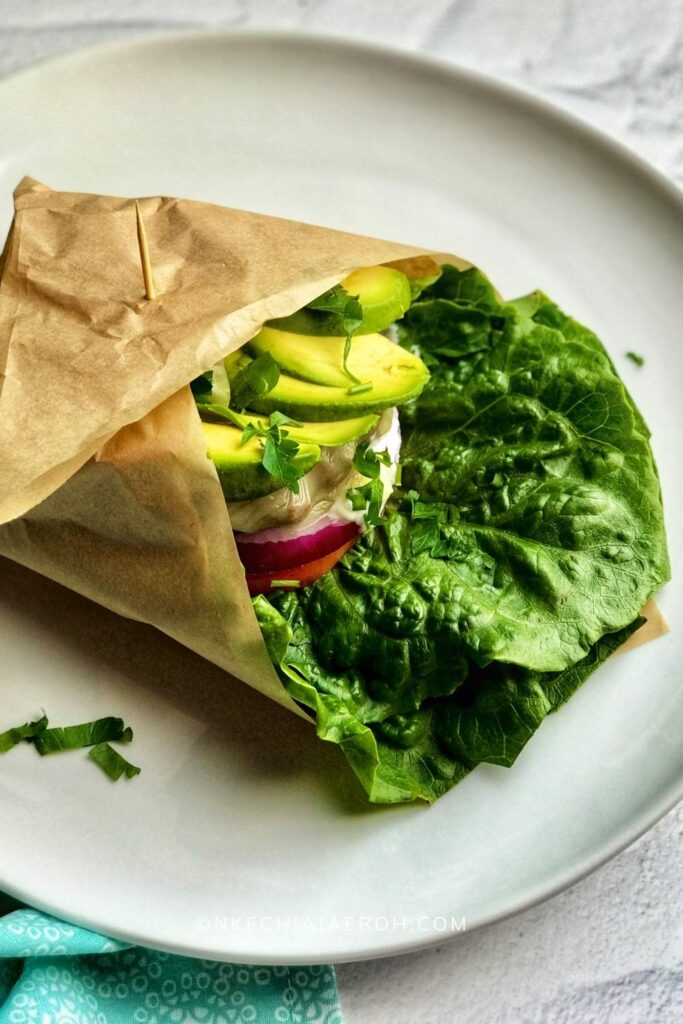 Cheeseburger lettuce wraps are the perfect alternative to regular cheeseburgers that we all know and love. These lettuce wraps are the healthy (whole food) keto burgers you need – fresh, flavorful, tasty, and nutritious! Get all the tastiness of burgers without the hefty calories. On the positive side, you will not miss the absence of the typical bread bun burger. On the negative side, you are going to likely overindulge on these cheeseburger lettuce wraps! This lighter version of the burger is such a great way to enjoy what you already love! If you are doing keto or low-carb, then you will absolutely love this lettuce cheeseburger recipe. #Lettucewrap #cheeseburger #Lowcarbburger #bunlessburger #juicyburger