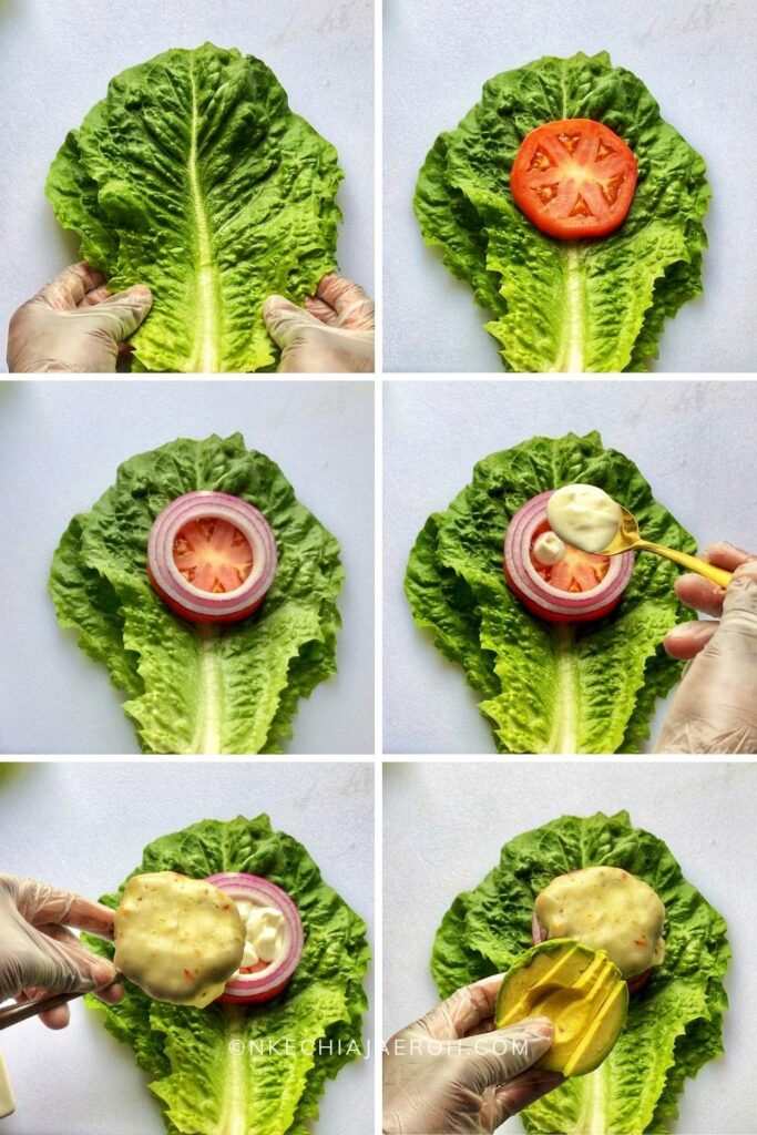 How to Make Cheeseburger Lettuce Wraps step-by-step