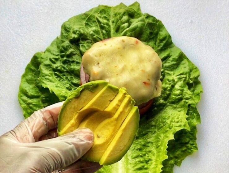 Cheeseburger lettuce wraps are the perfect alternative to regular cheeseburgers that we all know and love. These lettuce wraps are the healthy (whole food) keto burgers you need – fresh, flavorful, tasty, and nutritious! Get all the tastiness of burgers without the hefty calories. On the positive side, you will not miss the absence of the typical bread bun burger. On the negative side, you are going to likely overindulge on these cheeseburger lettuce wraps! This lighter version of the burger is such a great way to enjoy what you already love! If you are doing keto or low-carb, then you will absolutely love this lettuce cheeseburger recipe.